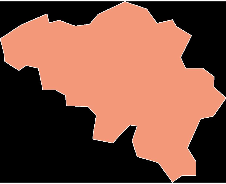 Carte des commerciaux de Sempatap Belgique