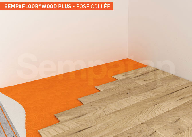 sempafloor isolation phonique contre les bruits d 39 impacts sempatap. Black Bedroom Furniture Sets. Home Design Ideas